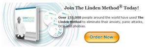 Recover from anxiety, panic attacks, OCD and phobia, the Linden Method